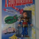Thunderbirds Action Figure The Hood Matchbox Carded