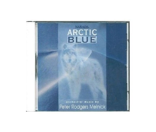 Peter Rodgers Melnick CD Arctic Blue TV Soundtrack