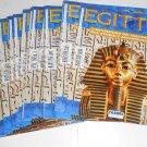 Egypt - Egitto Lot 24 Magazines Fabbri 2002