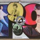 Calendar Ciak 1999 DiCaprio Banderas Johnny Depp Brad Pitt