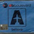 DB Boulevard - Single CD - Believe