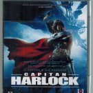 Capitan Harlock Space Pirate BLU-RAY DISC Shinji Aramaki