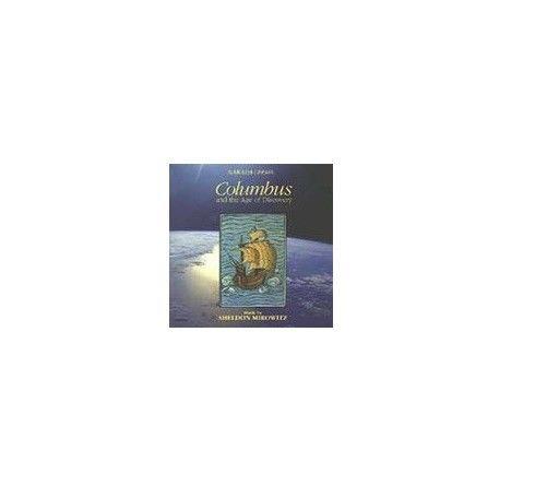 Sheldon Mirowitz CD Columbus Age of Discovery