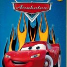 Cars Disney Stick Activity Album + 48 Stickers Panini Turkey