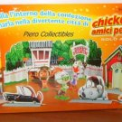 Kinder Sorpresa Empty Box Chicken Little City