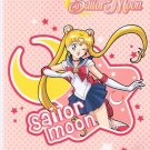 Sailor Moon Exercise Book A4 Squared 5mm Sailor Moon