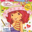 Strawberry Shortcake Colouring Book no. 8 Italian