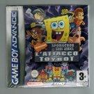Game Boy Advance - Spongebob e i Suoi Amici: L'Attacco dei Toybot