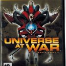 PC DVD-ROM - Universe at War Earth Assault