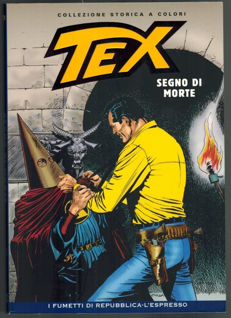 Tex Collezione Storica Colors 103 Bonelli Fusco Ticci