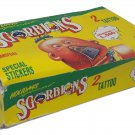 Garbage Pail Kids Holidays Special Box 50 Packs Stickers GPK