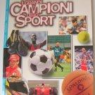 Grandi Campioni dello Sport 1997 Empty Album Edigamma