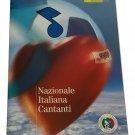 Poste Italiane Folder 2006 Nazionale Cantanti Stamps FDC Postcard