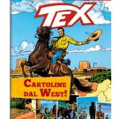 Tex Cartoline dal West Empty Album Gazzetta dello Sport