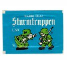 Sturmtruppen Bonvi Sealed Pack Stickers Corno 1977