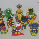 Haribo in the Space 3D Set Figurines