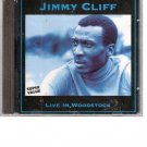 Jimmy Cliff CD Live In Woodstock