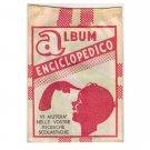 Album Enciclopedico Sealed Pack Stickers Dell'Arte ADA