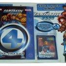 Fantastic 4 Four Newlinks Stick Stack Album + Tattoos Packs