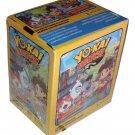 Yo-Kai Watch New Friends Box 50 Packs Stickers Panini