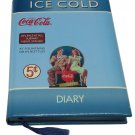Coca Cola School Diary 12 Months Coke Ice Cold