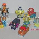 Verruckte Schreibtisch-Bande 3D Set Kinder 2002