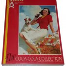 Coca Cola Jigsaw Puzzle 1500 Pieces Lady and Her Dog