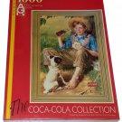 Coca Cola Jigsaw Puzzle 1000 Pieces Barefoot Boy