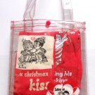 LOVE IS - Red Christmas Pack - Knee High Socks