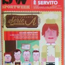 Sport Week 2013 #31 Special Issue Serie A 2013-14 Guide Calcio Soccer