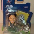 SoccerStarz PSG Paris St Germain Javier Pastore Home Kit 2014-15