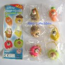 Chip N Dale Costume Wear Complete Set Tomy