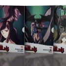 Devil Lady Box Set 7 DVDs Go Nagai Yamato Italian Ed.