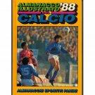 Almanacco Illustrato del Calcio 1988 Panini