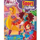 Winx Club Style Collection Sport Fashion Activity Book Stickers