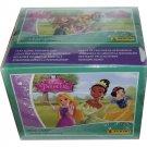 Disney Princess Fabulous Talents Panini Box 50 Packs Stickers
