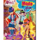 Winx Club Style Collection Moda Glam Activity Book Stickers