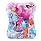 Winx Club Tynix Fairy Diary Wand Scepter Bloom Doll