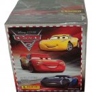 Cars 3 Disney Box 50 Packs Stickers Panini