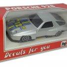 Polistil 1/40 1/41 Porsche 928 Turbo Shell Decals Diecast