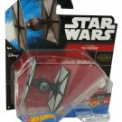 Hot Wheels Starship Star Wars VII First Order Tie Fighter