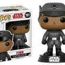 Funko POP Star Wars Last Jedi Finn First Order #191 Bobblehead
