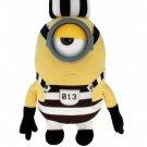 Despicable Me 3 Jailbreak Plush Minion #013 Plastic Goggles