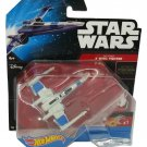 Hot Wheels Starship Star Wars VII Resistance X-Wing Fighter