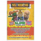 Sgorbions Slime Sgorbio-book Activity Book Garbage Pail Kids