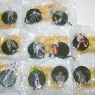 Dragon Ball Z Gashapon Combo Collection Complete Set Figurines Bandai
