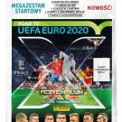 Road Euro 2020 Adrenalyn Starter Pack 3 Limited Cards Panini