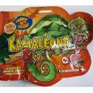 Kamaleonti and Co 3D Figure Pack DeAgostini Chameleons