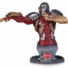 DC Comics Super Villains Deadshot Cold Cast Porcelain Statue