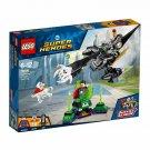 Lego DC Super Heroes Superman Krypto Team-Up Lobo